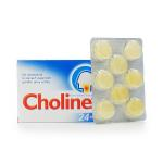 Cholinex 150mg Pastylki do ssania 24szt