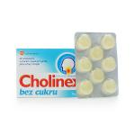 Cholinex pastylki do ssania 150mg, bez cukru 16szt