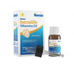 Humana benelife Witamina D3 płyn 5ml