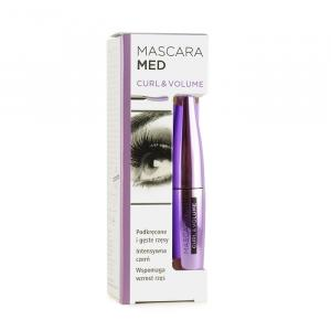 Mascara Med CURL & VOLUME Tusz do rzęs 7 ml