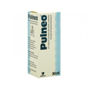 Pulneo krople doustne  0,025g/ml  30ml