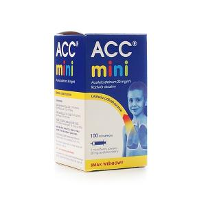ACC 200 Mini (Classic) 20mg/ml roztwór doustny 100ml