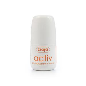 ZIAJA ACTIV Anty-Perspirant w kremie roll-on 60ml