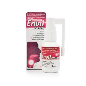 Envil gardło aerozol do gardła 30ml