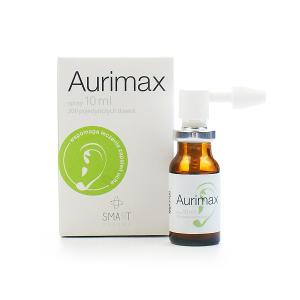 Aurimax spray do uszu 10 ml