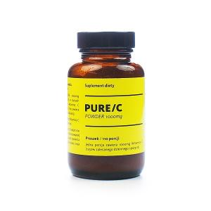 Pure C Powder (Vit. C) 1000mg proszek  110 g