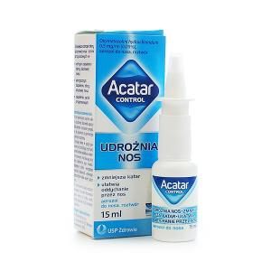 Acatar control  spray do nosa 15ml
