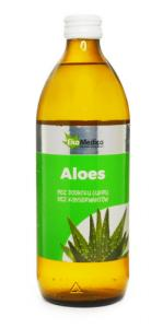 Aloes Sok  500ml   EKAMEDICA