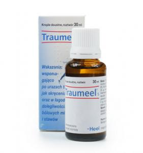 HEEL Traumeel S krople 30 ml