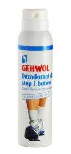 GEHWOL Dezodorant do stóp i butów 150ml