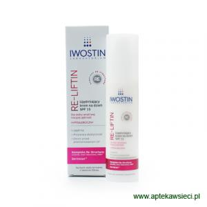 IWOSTIN RE-LIFTIN 40+krem na dzień  40ml