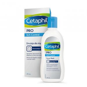 CETAPHIL PRO Itch Control Emulsja do mycia 295ml