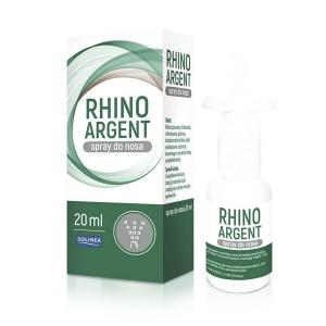 Rhinoargent spray do nosa  20ml