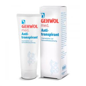 GEHWOL med Lotion antyperspiracyjny do stóp 125ml
