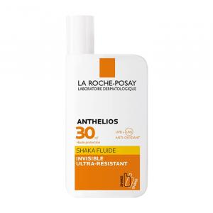 LA ROCHE ANTHELIOS SHAKA FLUID Lekki fluid do twarzy SPF 30  50ml