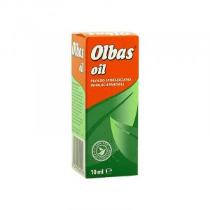 Olbas Oil  płyn do inhalacji  10 ml