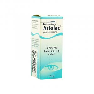 Artelac 3,2% krople do oczu 10 ml