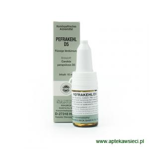 SANUM Pefrakehl D5 krople  10 ml