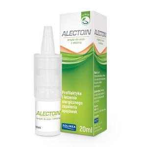 Alectoin krople do oczu 10ml