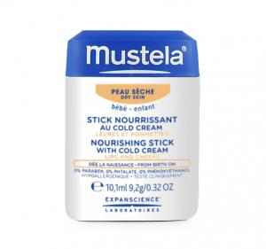 MUSTELA Sztyft ochronny z Cold Cream 10,1 ml