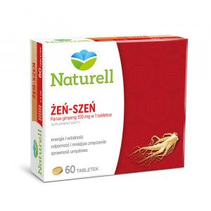 Żeń-Szeń (100 mg) x 60 tabletek NATURELL