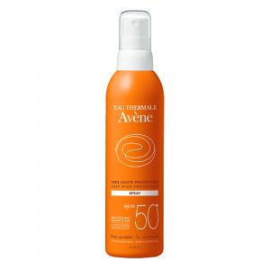 AVENE Spray do ciała SPF 50+ 200ml