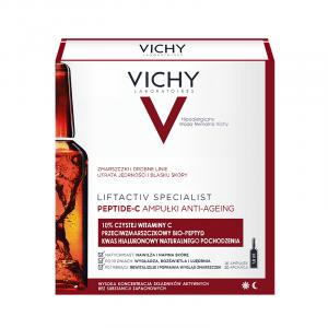 VICHY Liftactiv Specialist PEPTIDE-C Ampułki Anti-Ageing x 10 szt.
