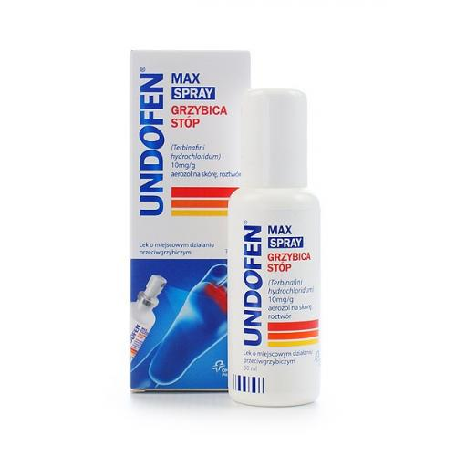Undofen Max Spray aerozol na skórę 30ml