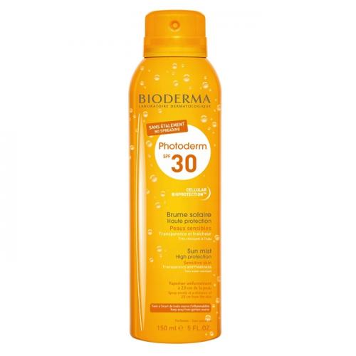 BIODERMA Photoderm SPF 30 BRUME SOLAIRE Spray ochronny 150ml