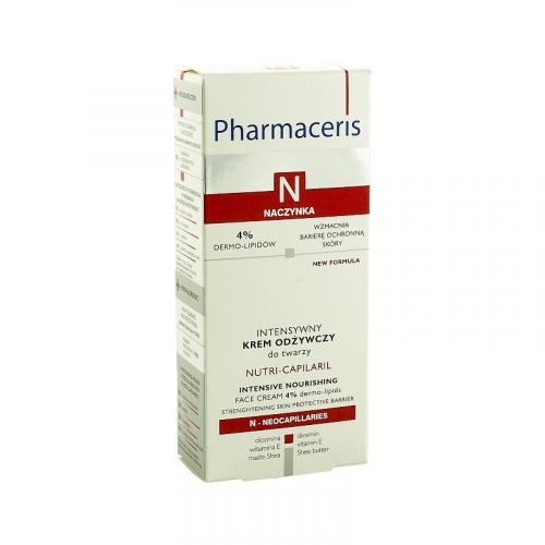 PHARMACERIS-N Nutri-Capilaril Krem odżywczy  50ml