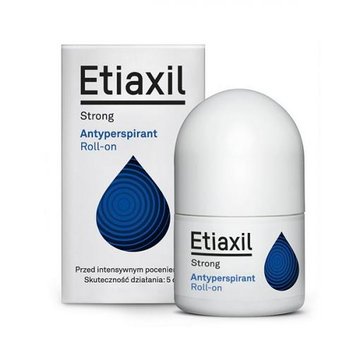 ETIAXIL STRONG Antyperspirant w kulce 15ml