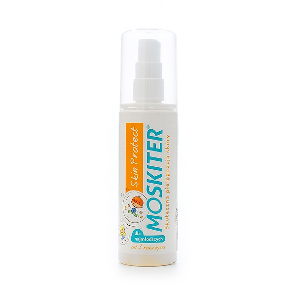 Moskiter Skin Protect atomizer  100 ml
